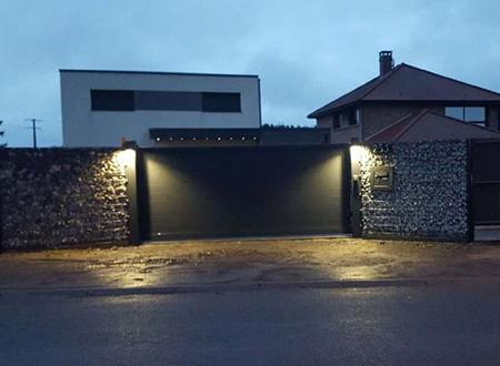 Clôt'n Co : pose de portails par votre professionnel de la clôture à Harnes